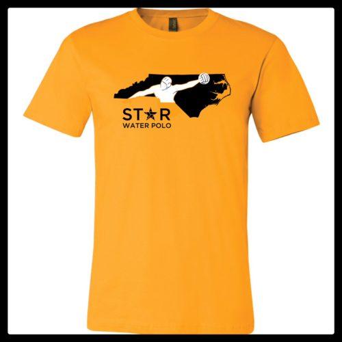 8b2fe7565 STAR Water Polo T-Shirt - limited sizes remain | Carolina Water Polo