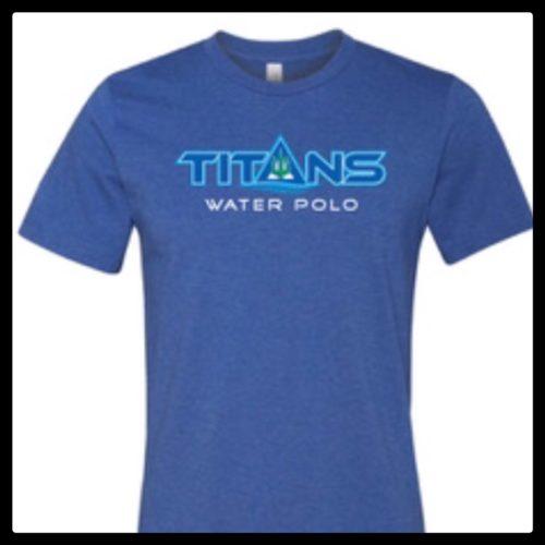 a00aee5b9 Fall 2017 TAC Titans Water Polo T-shirt | Carolina Water Polo